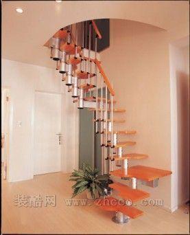 复式楼梯价格以及装饰技巧图片