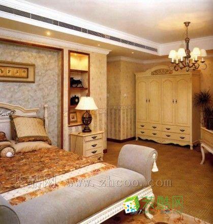 体验简欧卧室装修效果图的迷人之美
