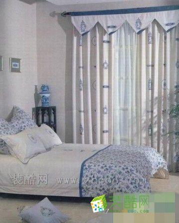 打造温馨氛围的卧室窗帘装修效果图