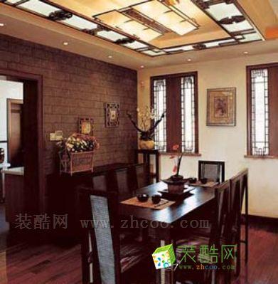 南山家的新中式风格房屋装修日记